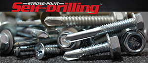 Strong-Point Self-Drilling