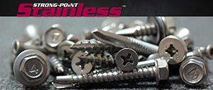 Strong-Point Stainless Steel